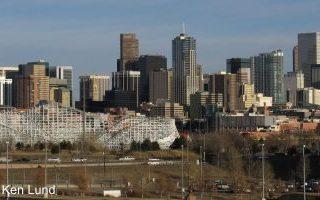Denver Skyline from Flickr user Ken Lund