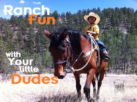 Dude Ranch for slider