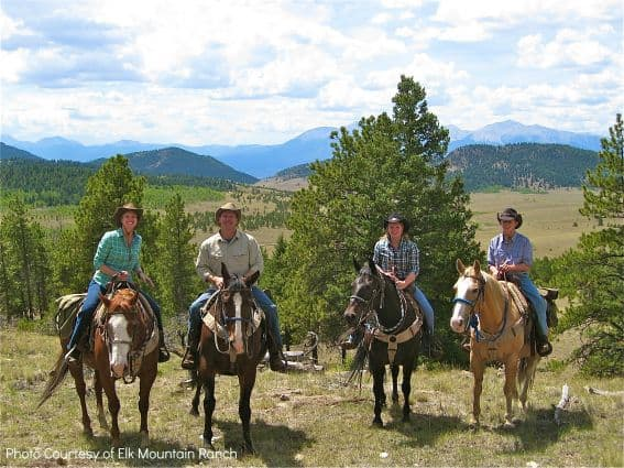 Elk Mountain Ranch Family Dude Ranch Vacations
