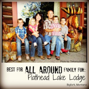 Flathead Lake Lodge Best Family Dude Ranch Vacations