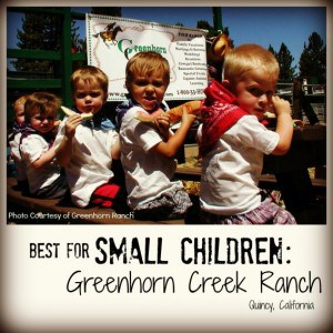 Greenhorn Ranch Best Family Dude Ranch Vacations