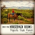 Majestic Dude Ranch Best Family Dude Ranch Vacations