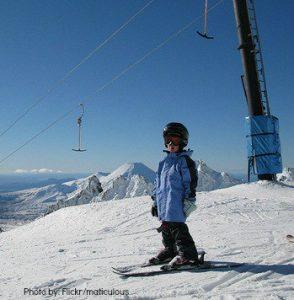 Kid Friendly North Carolina Skiing