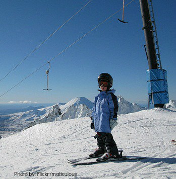 Kid Friendly North Carolina Skiing: High Country offers Southerners Skiing Close to Home