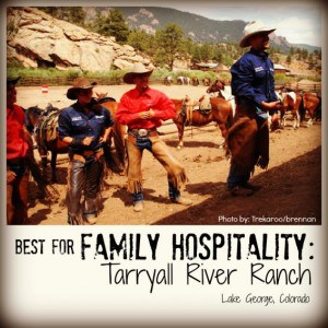 Tarryall Ranch Best Family Dude Ranch Vacations