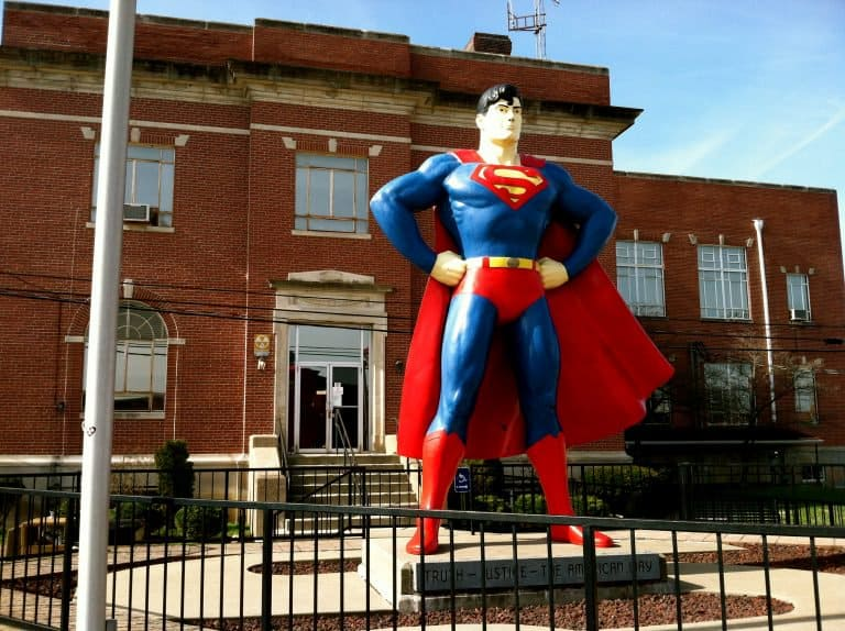 Superman in Illinois