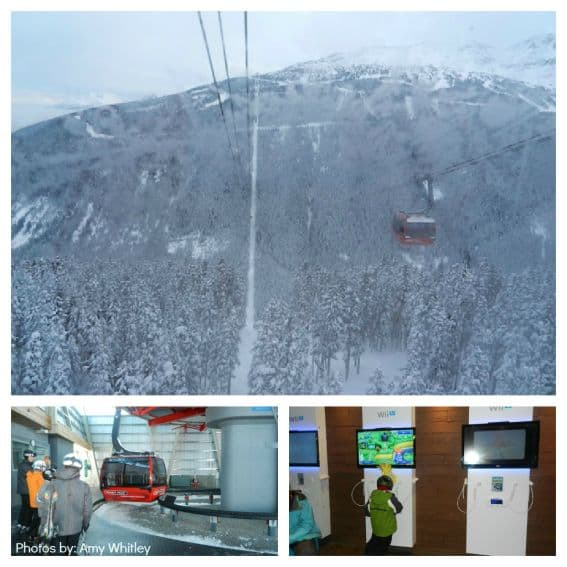 Whistler Blackcomb Ski Resort with kids Skiing Canada
