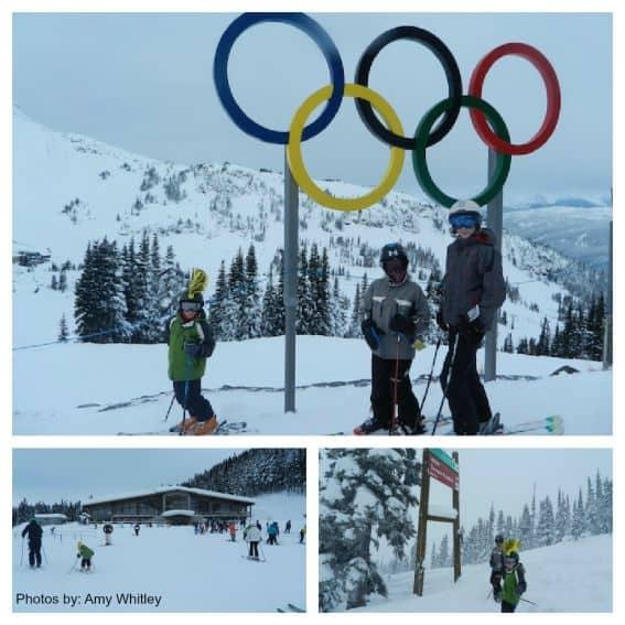 Whistler Blackcomb Ski Resort Ski with kids Canada