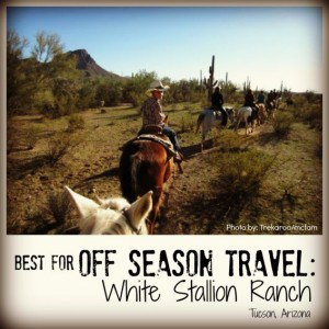 White Stallion Ranch Best Family Dude Ranch Vacations