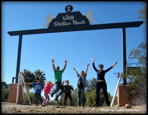 White Stallion Ranch Family Jump name