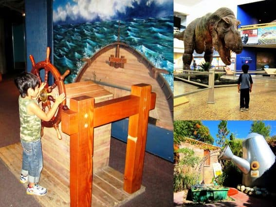 albuquerque and santa fe kid friendly attractions