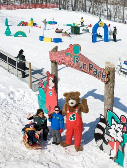 Kid-Friendly Snow Activities: Snow Parks for Toddlers on the East Coast 2
