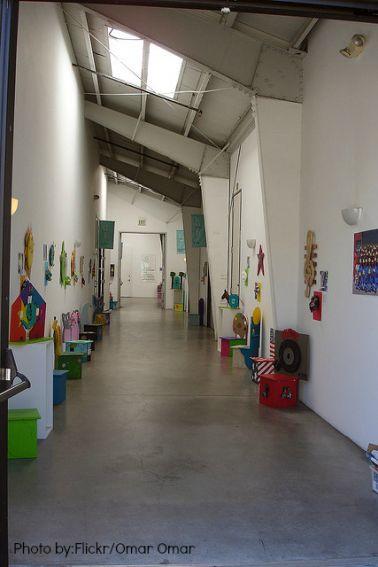 Bergamot Station Gallery Kids Family