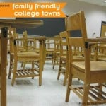 Kid Friendly College Towns