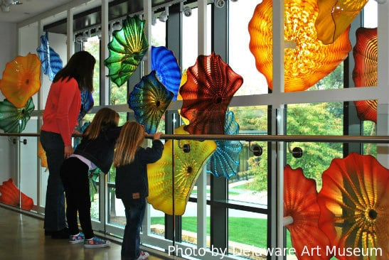 Delaware Art Museum Tour and Workshops