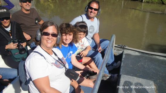 Kid Friendly Florida Everglades