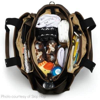 Skip Hop Grand Central Diaper Bag