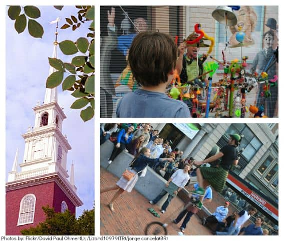 Family Friendly Cambridge: Harvard Square