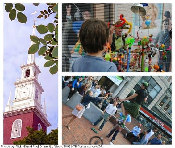 Family Friendly Cambridge: Harvard Square