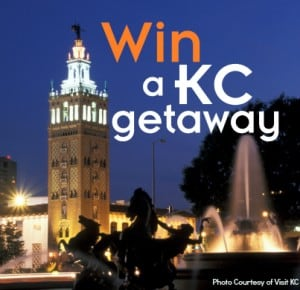 Enter to win a Kansas City Family Friendly Getaway