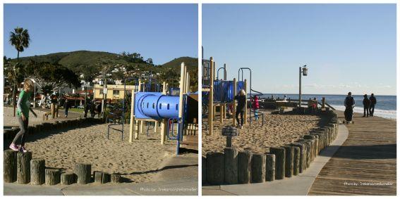 Laguna Beach Main Beach Park family