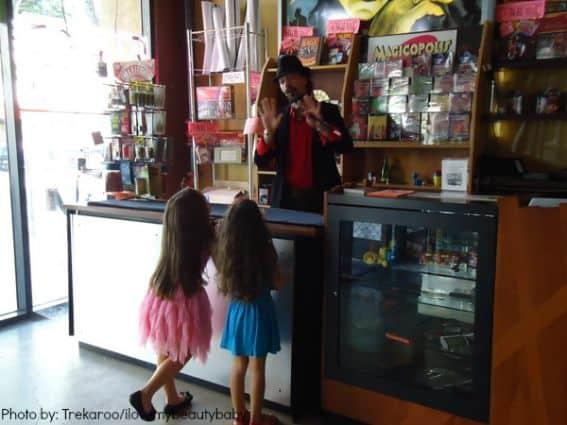 Magicopolis Santa Monica Family Vacation