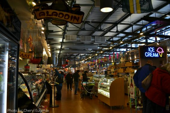Visiting Milwaukee with kids Milwaukee Public Market