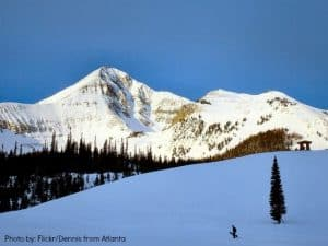 Montana Top 10 Big Sky Mountain Ski Snow Resort