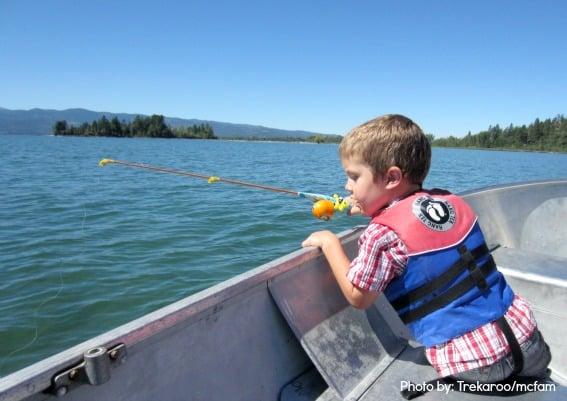 Montana Top 10 Flathead Lake