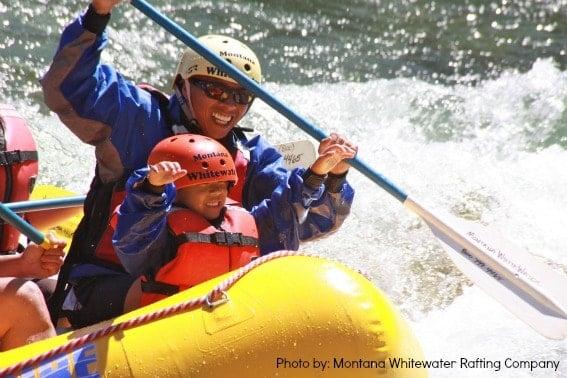 Montana Top 10 Whitewater Rafting