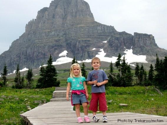 Montana Trekaroo Top 10 Kids Glacier