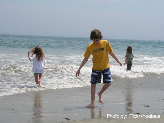 New Hampshire with kids hampton beach