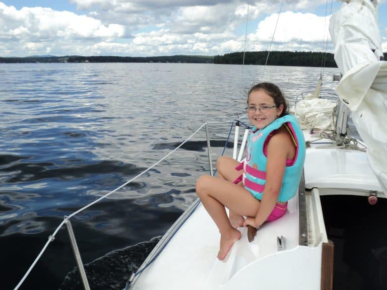 Things to do with kids in New Hampshire Lake Winnipesaukee
