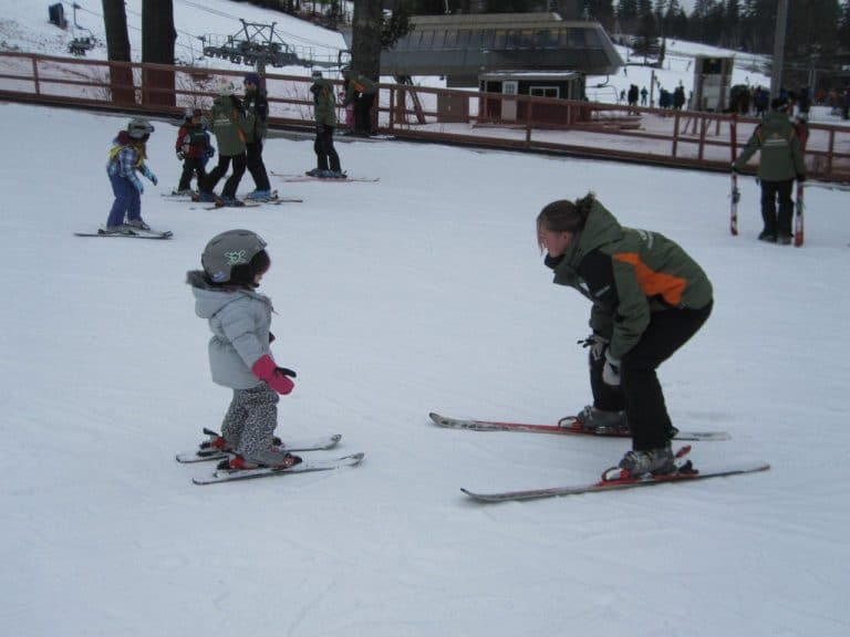Things to do with kids in NH ski Cranmore