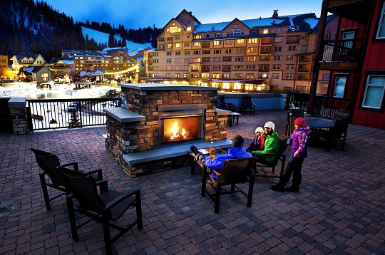 winter park colorado family fireside