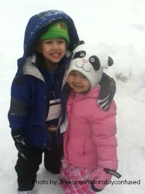 Snow Play for Kids (and Parents!) on Oregon's Mt. Hood
