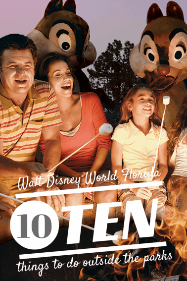 10 things to do outside the disney world parks