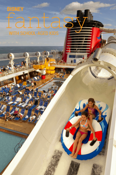 disney fantasy with kids