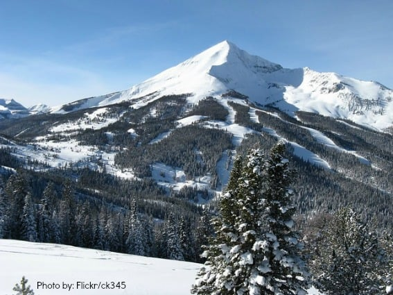 Big Sky Montana Top 10 Trekaroo snow