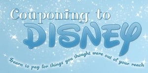 Disney Deals Couponing to Disney