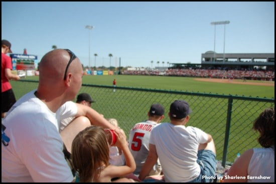 Take them out to the ballgame: Baseball with kids