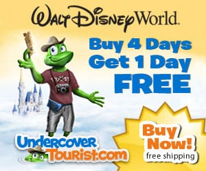 Disney Deals 2013 Undercover Tourist Deals