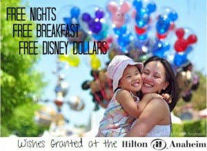 Disney Deals 2013 Hilton Wishes Granted