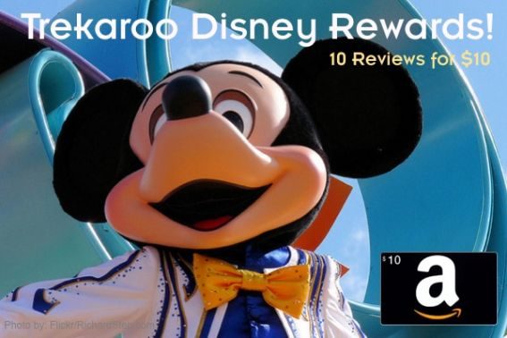 Disney Rewards 600x400 Write Disney Reviews, Get Rewarded