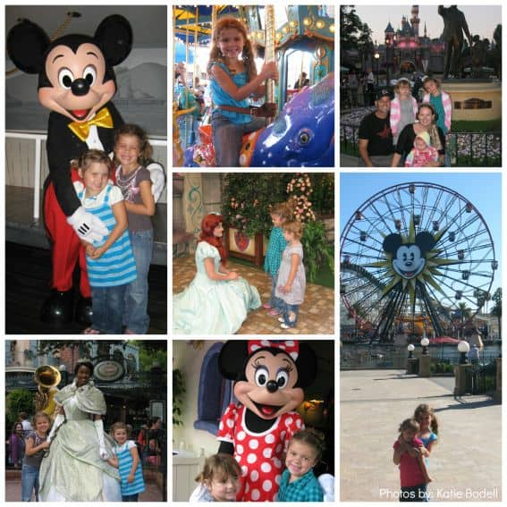 Disneyland Kid friendly reviews