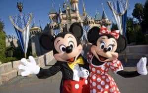 Win a family vacation to Disneyland
