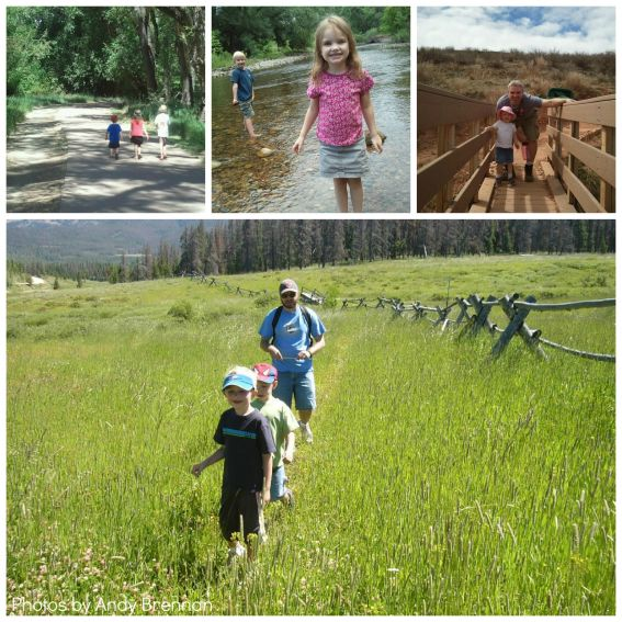 Fort Collins Hiking with Kids