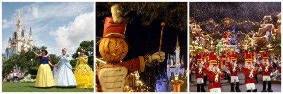 Holidays at Walt Disney World: Disneyland tips on when to go to the park