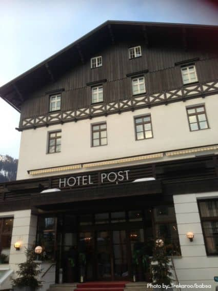 Hotel Post at St. Anton 2