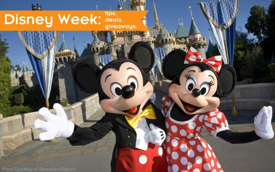 It's Disney Week Tips. Deals. Giveaways on Trekaroo